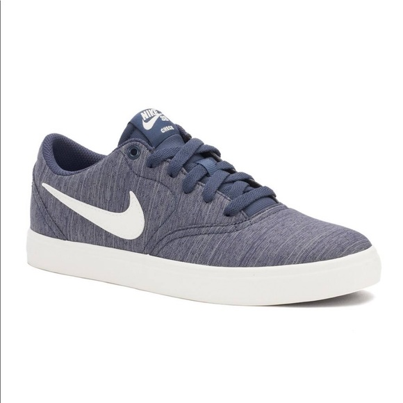 0dae96e680b5 Nike Wmns SB Check Solarsoft Canvas Sneakers